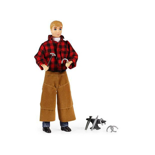 Breyer Traditional Farrier with Tools